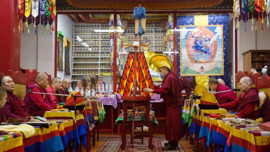 Буддисты дали прогноз на наступающий год Быка