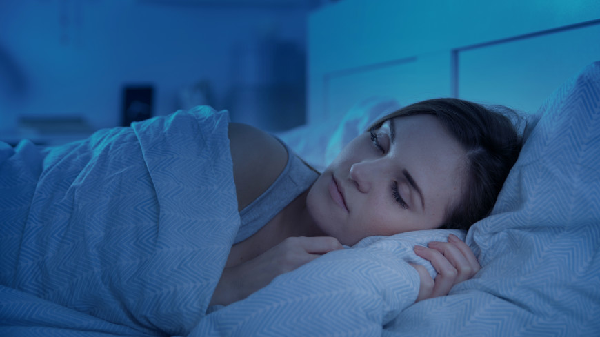 Пользовательница TikTok поделилась универсальным способом уснуть за пять минут