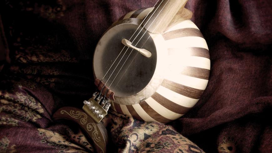 Азербайджанский мастер создает из дерева национальные инструменты
