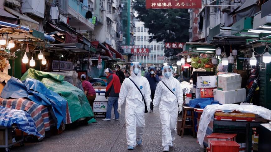 Эксперты ВОЗ назвали маловероятной версию о завозе COVID-19 в Китай извне