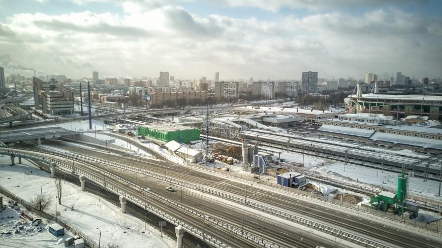 Собянин оценил значение вокзала «Восточный» для транспортной системы Москвы