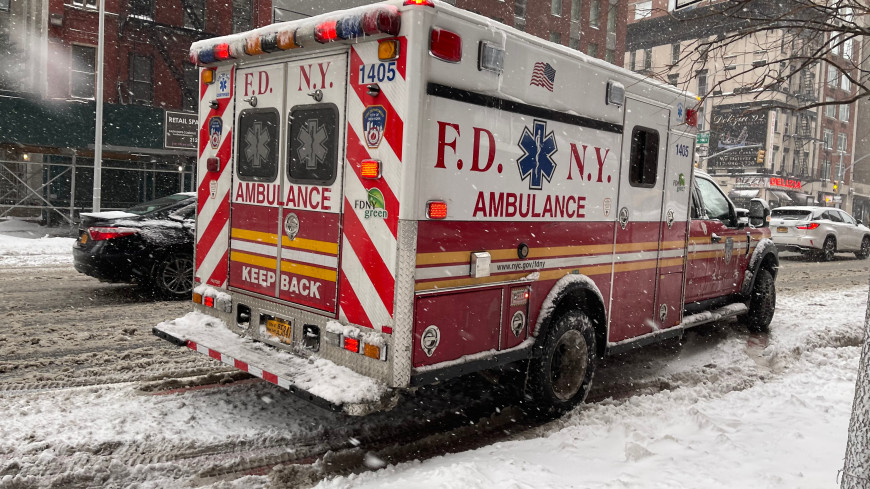 В США аномальные морозы унесли жизни 29 человек