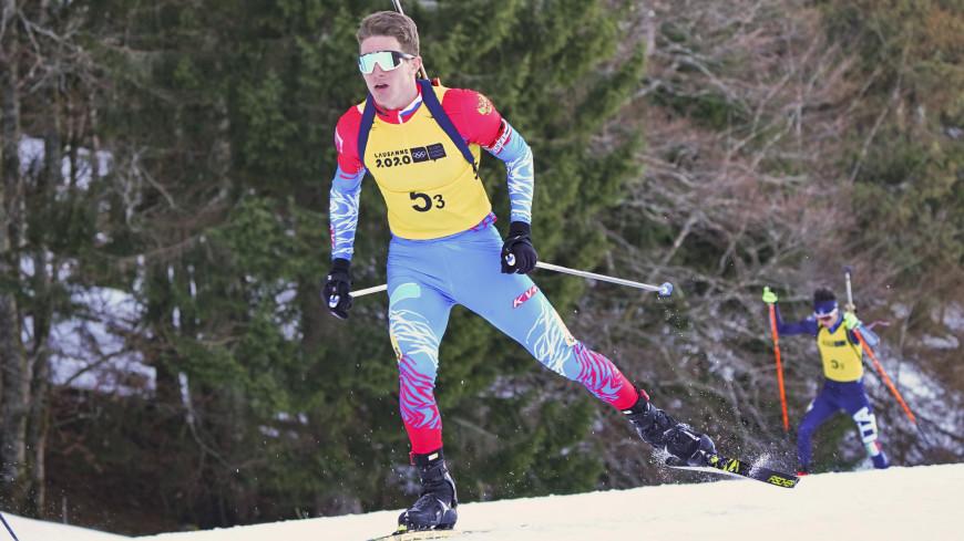 Россиянин Денис Иродов выиграл индивидуальную гонку на ЧМ по биатлону среди юниоров