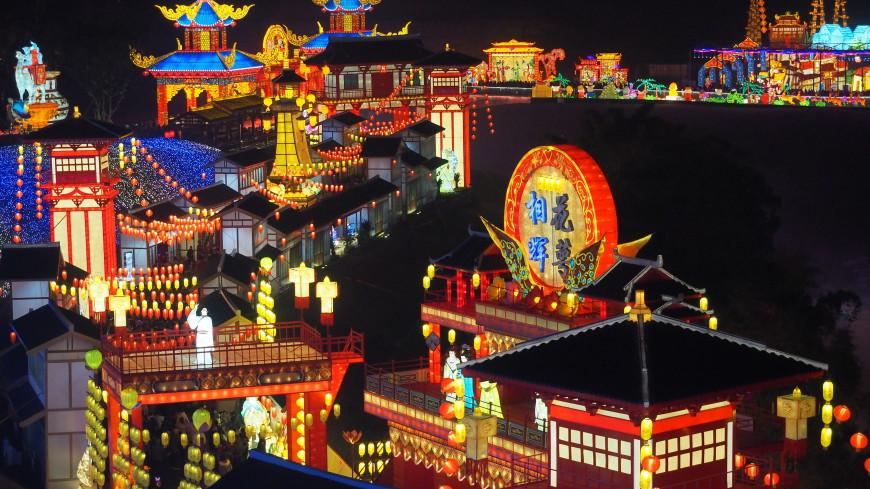 Как проходит китайский Новый год: чарующий Фестиваль Фонарей, пельмени и жена напрокат