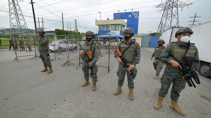 Тюремные бунты вспыхнули в Эквадоре: погибли 67 человек