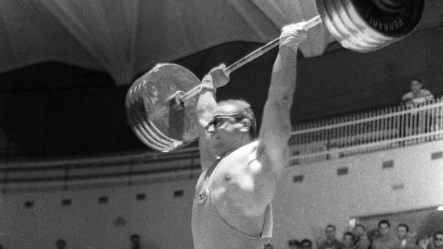 Путин: Власов вписал легендарные страницы в историю тяжелой атлетики