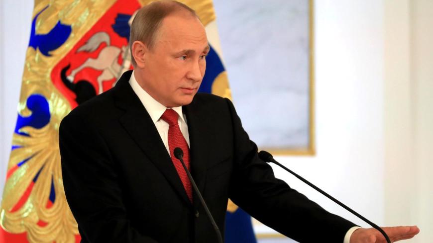 Владимир Путин обратился к Федеральному Собранию с ежегодным Посланием. Оглашение Послания по традиции состоялось в Георгиевском зале Большого Кремлёвского дворца.