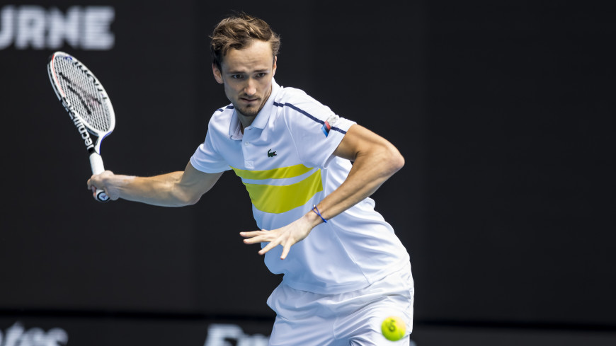 Медведев стал четвертым россиянином в топ-3 рейтинга ATP