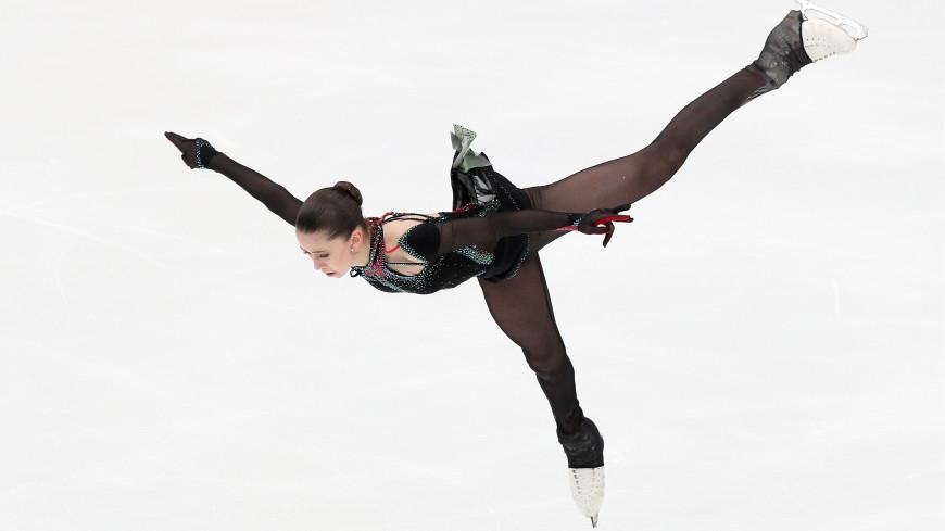 Фигуристка Валиева выиграла финал Кубка России