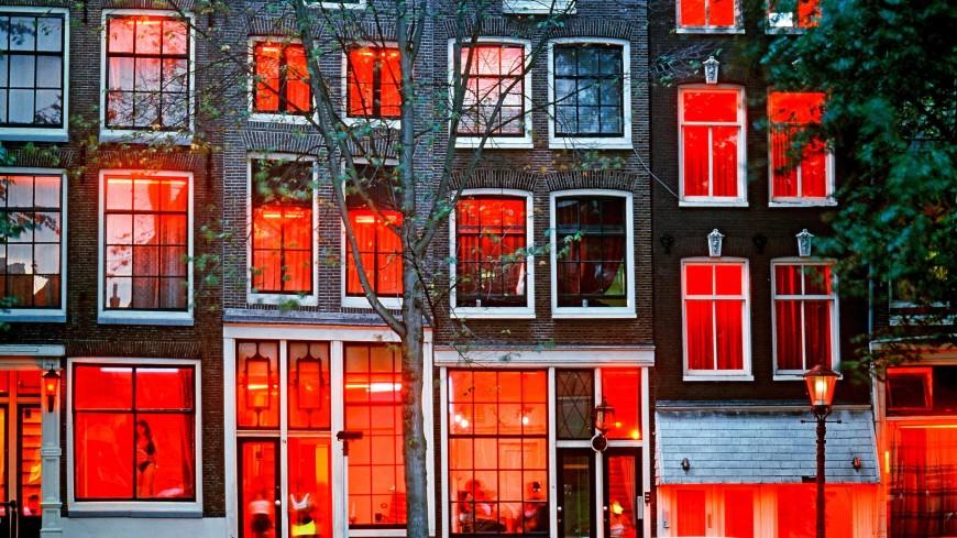 Квартал красных фонарей перенесут из центра Амстердама на окраину города