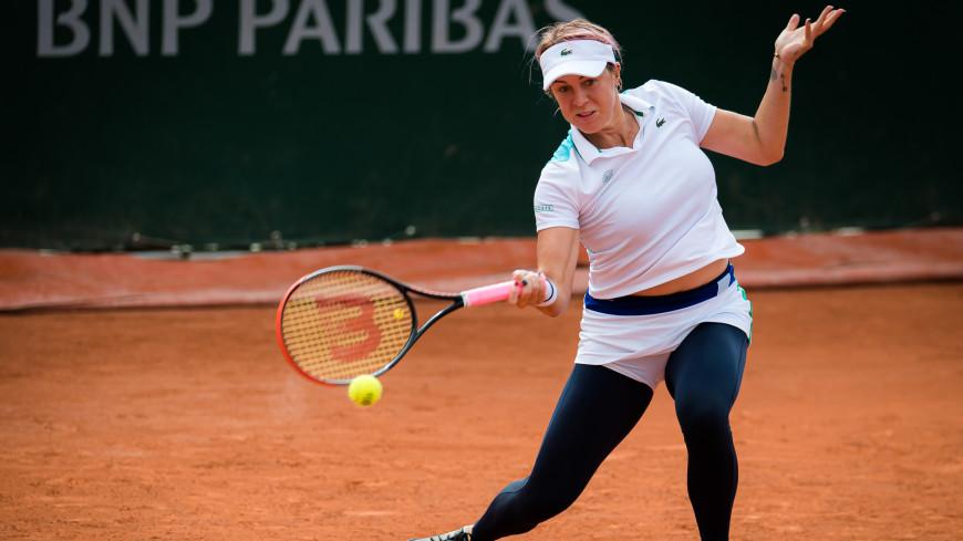 Павлюченкова уступила третьей ракетке мира Осаке на старте Australian Open