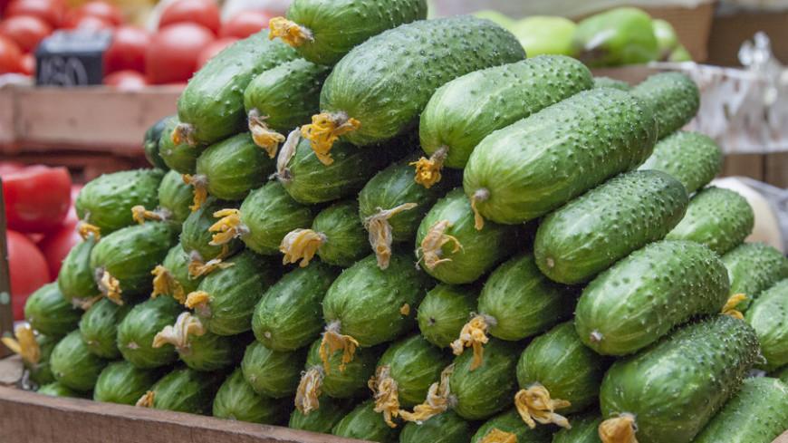 В России подорожали овощи и водка