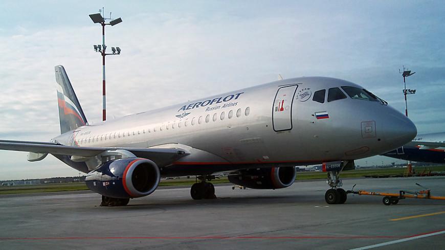"""Фото: Евгений Жуков, """"«МИР 24»"""":http://mir24.tv/, аэрофлот авиа, аэрофлот"""