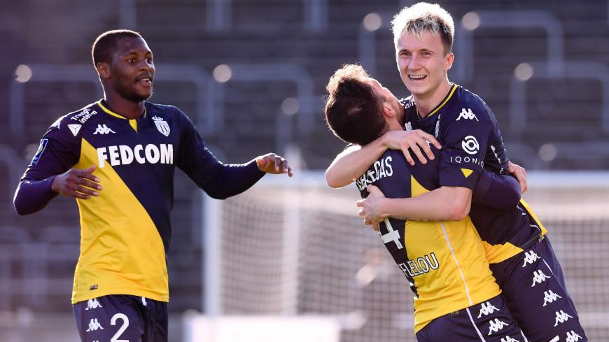 Две голевые передачи Головина помогли «Монако» обыграть «Брест»