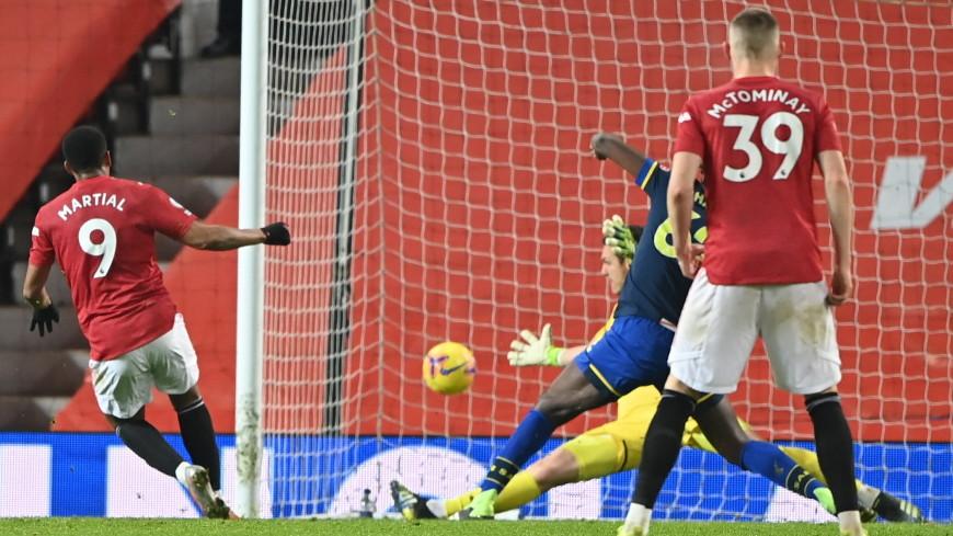 Какая боль: «Манчестер Юнайтед» разгромил «Саутгемптон» со счетом 9:0