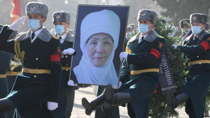 Ушла легенда: в Кыргызстане простились с народной артисткой Жамал Сейдакматовой