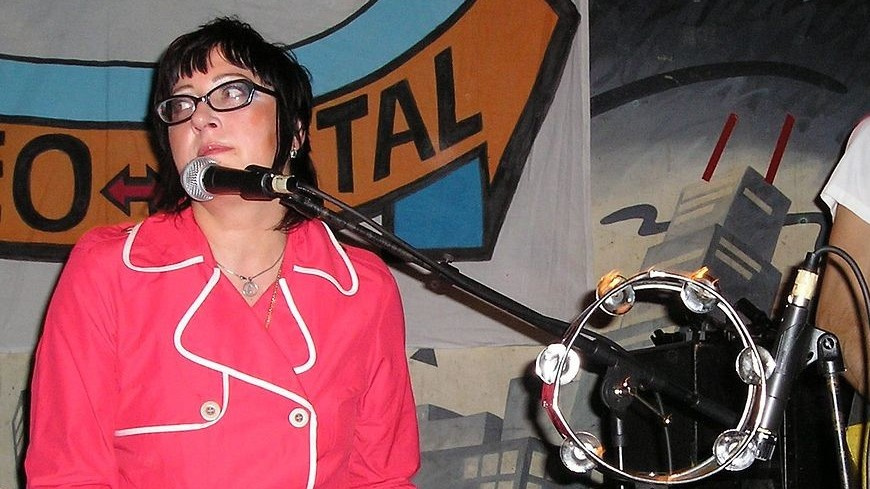 Скончалась участница франко-германского дуэта Stereo Total Франсуаза Кактуз