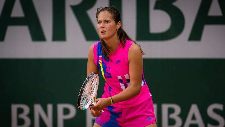 Россиянка Касаткина вышла в финал турнира WTA в Мельбурне