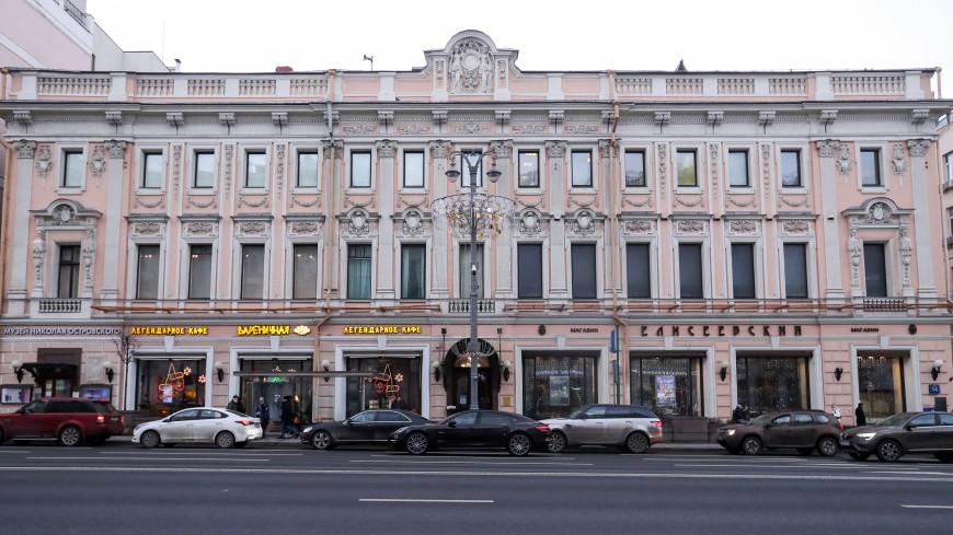 Призрак в белом, Пушкин для декабристки и секретное дело КГБ: какие тайны хранит гастроном «Елисеевский»?