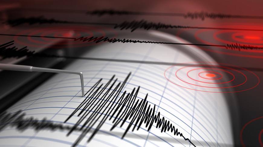 Сильное землетрясение произошло в Мьянме