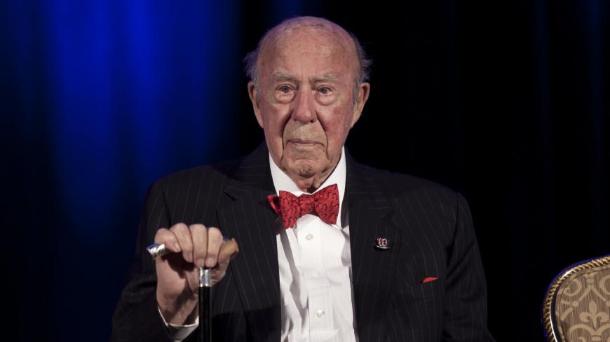 Умер экс-госсекретарь США Джордж Шульц