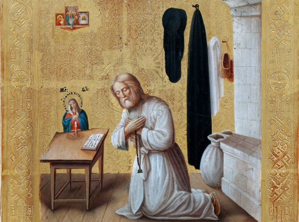 Какие тайны сокрыты в иконах святого Серафима Саровского?