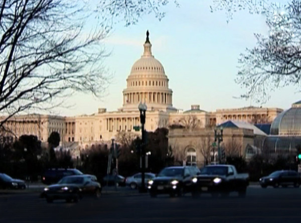 В центре Вашингтона задержали вооруженного мужчину с фальшивым пропуском