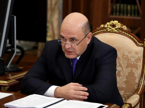 Год назад Мишустин занял пост главы правительства