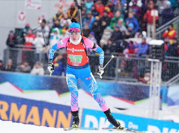 Россиянка Куклина завоевала бронзу чемпионата Европы по биатлону