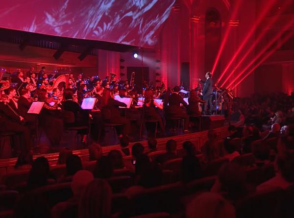 Государственный симфонический оркестр Армении отметил 15-летие