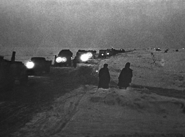 История великой Победы: как строили Дорогу жизни?
