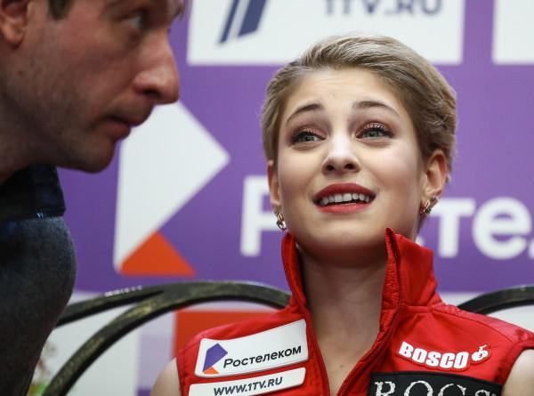 Косторная рассказала, почему ушла от Тутберидзе к Плющенко