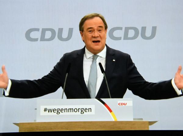 Преемник Меркель: Армин Лашет может занять пост канцлера Германии