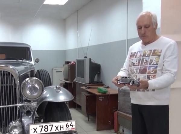 Гангстерский шик: инженер из Саратовской области собрал лимузин Аль Капоне