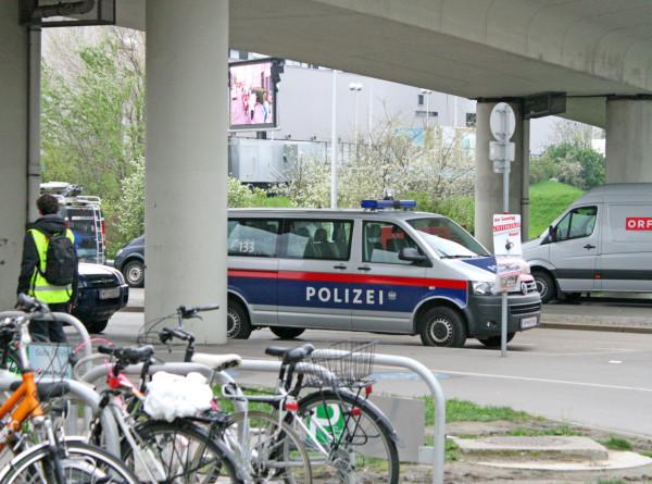 В Вене прошла многотысячная акция против карантина