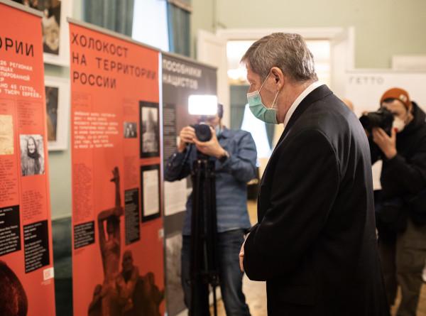 В России проходит Неделя памяти жертв Холокоста (ФОТО)