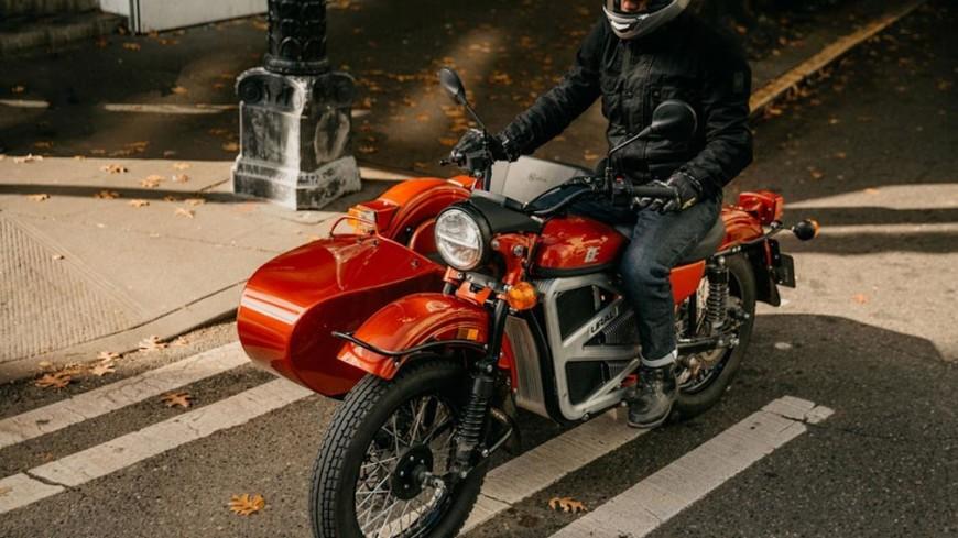 Американцы пришли в восторг от нового российского мотоцикла Ural