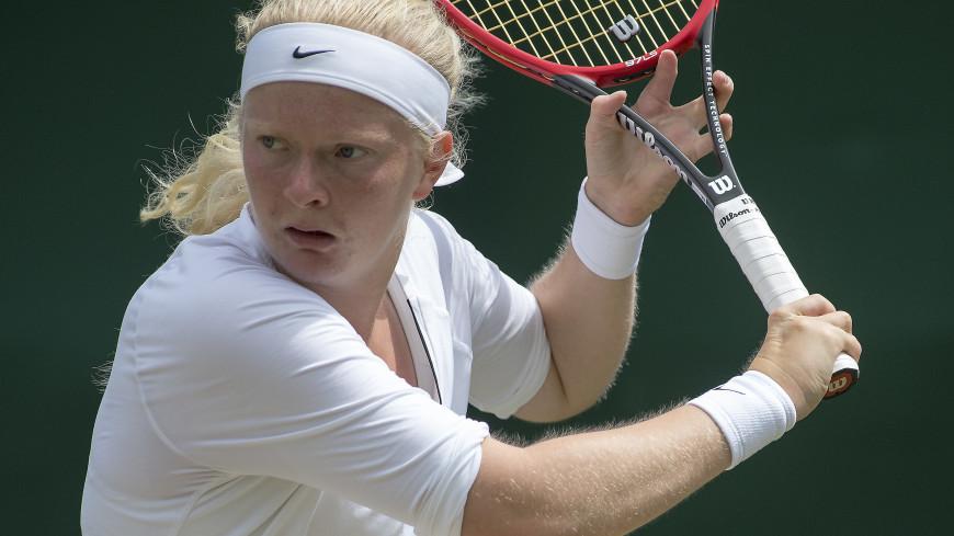 В основной сетке Australian Open сыграет теннисистка без пяти пальцев
