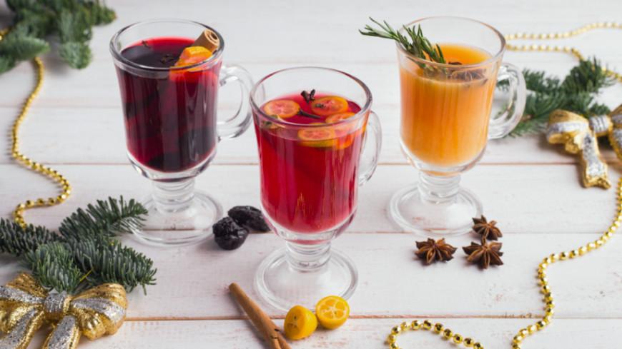 Со специями, ромом и имбирем: пять горячих коктейлей для уютного зимнего вечера