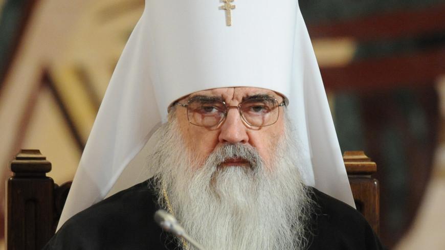 Прощание с митрополитом Филаретом: в Минске проходит траурная церемония