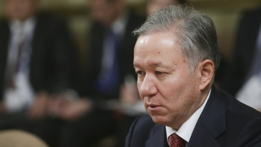 Спикером нижней палаты парламента Казахстана избран Нурлан Нигматулин