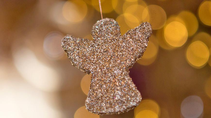 """Фото: Алан Кациев (МТРК «Мир») """"«Мир 24»"""":http://mir24.tv/, ангелок, новый год, украшения"""