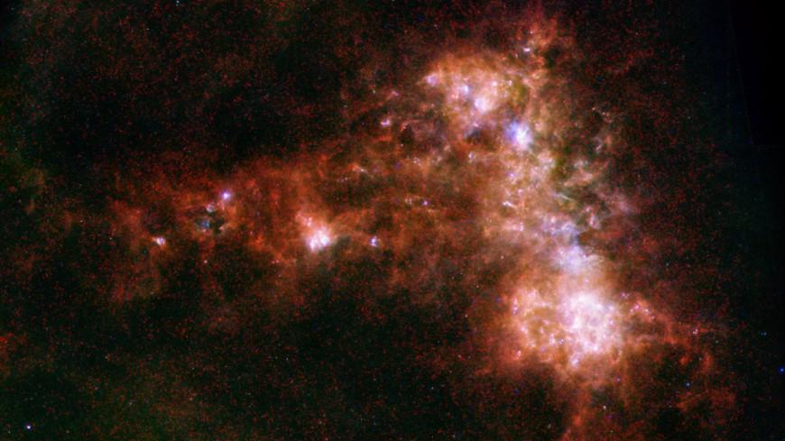 Ученые нашли возможные входы в отдаленные районы Вселенной