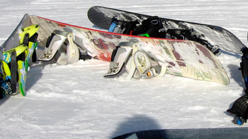 Россияне взяли бронзу на этапе КМ по сноуборду в смешанном параллельном слаломе