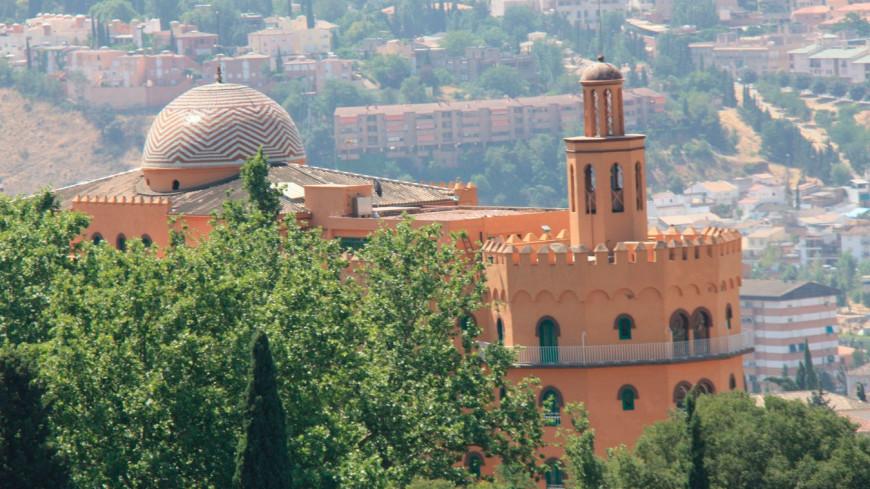 Гранада, Альгамбра, замок, гранада, альгамбра
