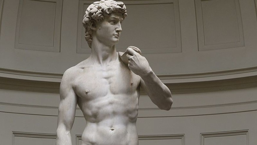 В Италии сделают самую точную копию статуи Давида и отправят ее на выставку в Дубай