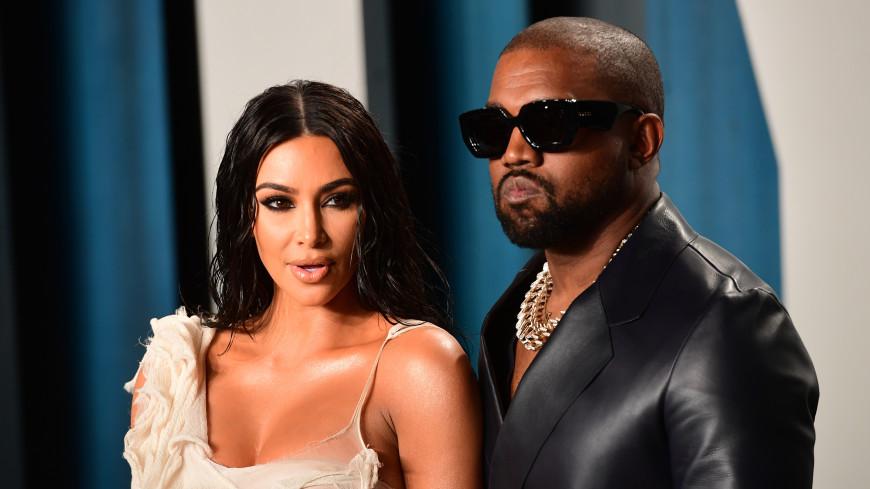 СМИ назвали причину развода Кардашьян и Уэста