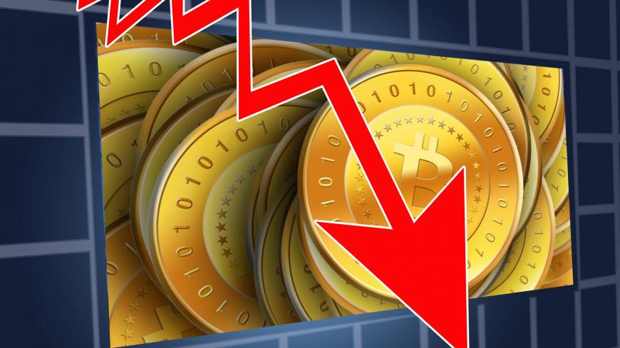 Стоимость биткоина рухнула на 11% до $36 тысяч