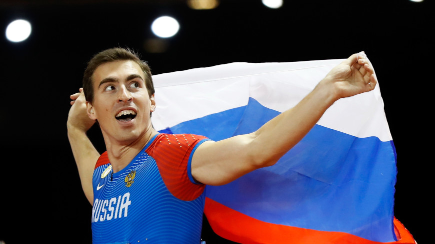 Российский легкоатлет Шубенков опроверг сообщения о применении допинга