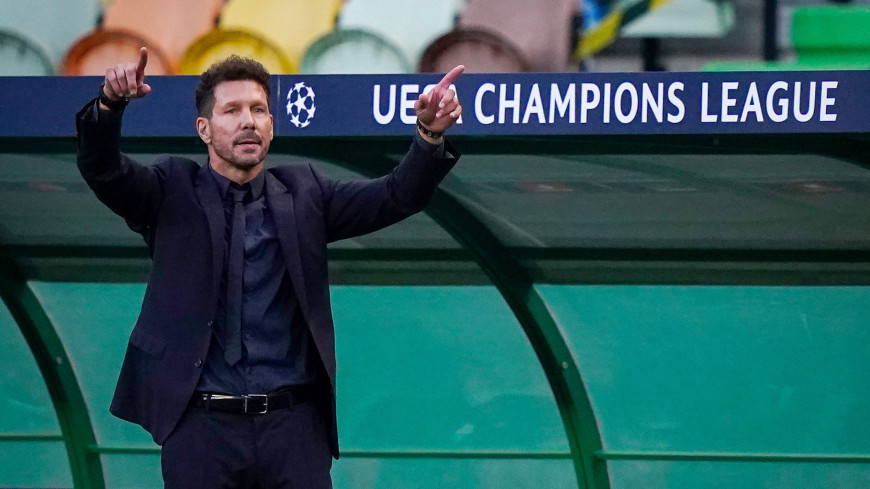 Аргентинец Диего Симеоне назван лучшим футбольным тренером десятилетия